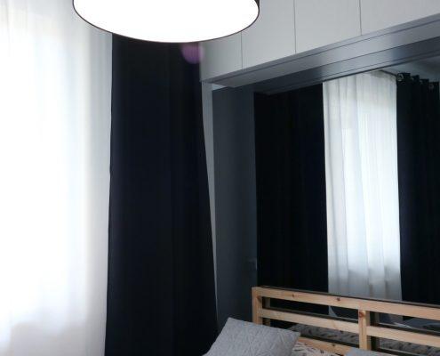 Zabudowa sypialni 1