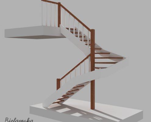 Projekt_schodów_zabiegowych-ujęcie_z_dołu
