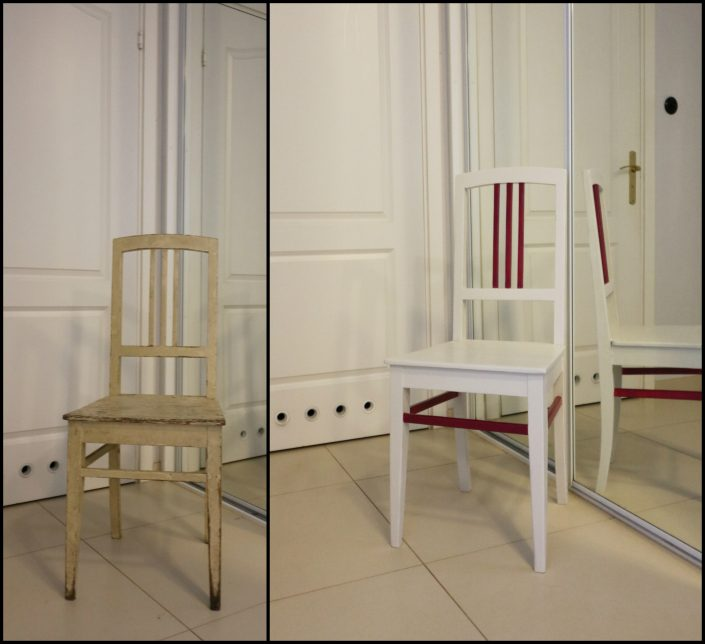 Stare_drewniane_krzesło_odświeżone_farbami_V33