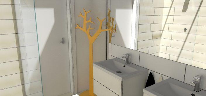 Łazienka na parterze 3